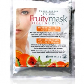 Heliabrine Anti-Ageing Mask with Fig & Orange