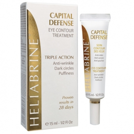 Heliabrine Capital Defense Eye Contour Treatment