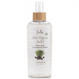 Shir-Organic Select Pure Acai & Lemongrass Toner for Combination to Oily Skin