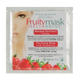Heliabrine Purifying Mask with Strawberry