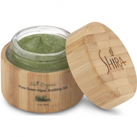 Shir-Organic Pure Green Algae Soothing Gel For Dry, Sensitive, Couperose, Rosacea & Irritated Skin
